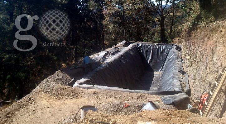 Geosintéticos México - Proyectos -